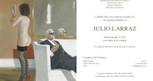 Julio-Larraz---Roma-2012