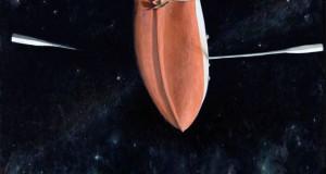Nimrod, la FugaOil on Canvas, 72 x 96 in, 2010