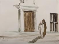 Study for 'Casa del Poeta'
